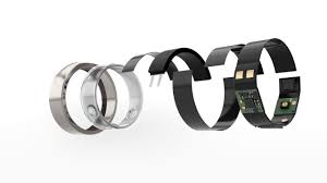 Oura Ring, exploded view